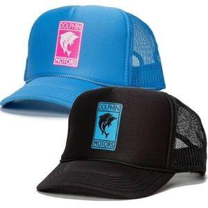 Pink Dolphin Motorsport Trucker Hat